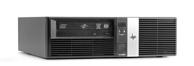 A0S29AW#ABU HP rp5800 i5-2400 Black POS-Terminal – Bild 1