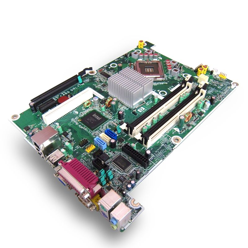 439752-001 HP Motherboard Mainboard for rp5700 Pos Computer – Bild 1
