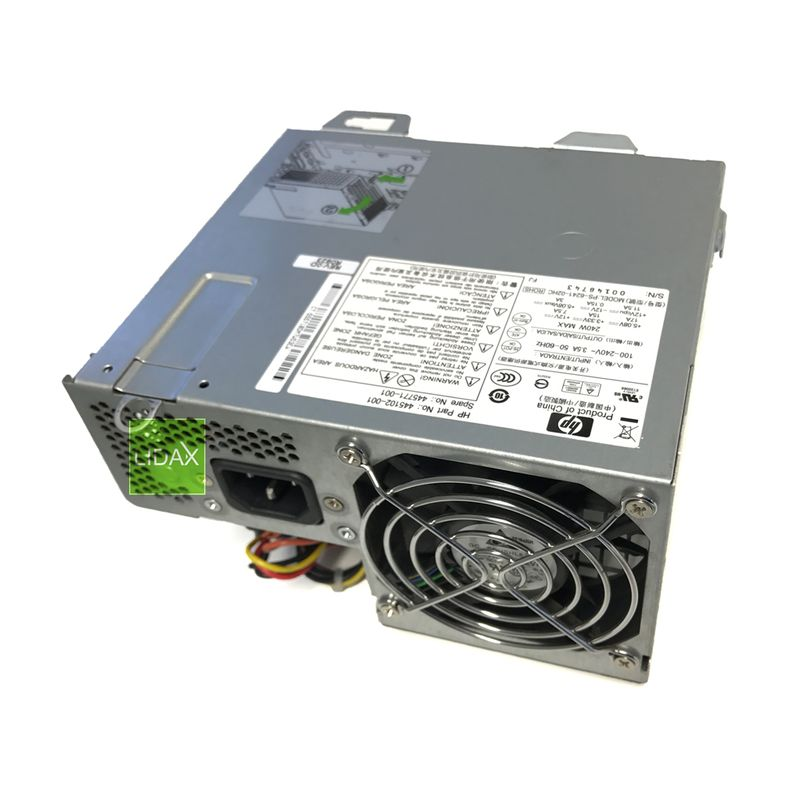 445102-001 HP Power Supply 240W Model PS-6241-02HC – Bild 1