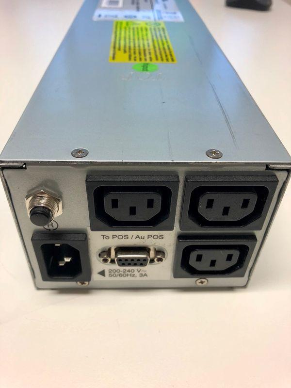 FRU 83Y1294 Toshiba E162077 Factory F2 - 143400451 - 300W 500VA – Bild 2