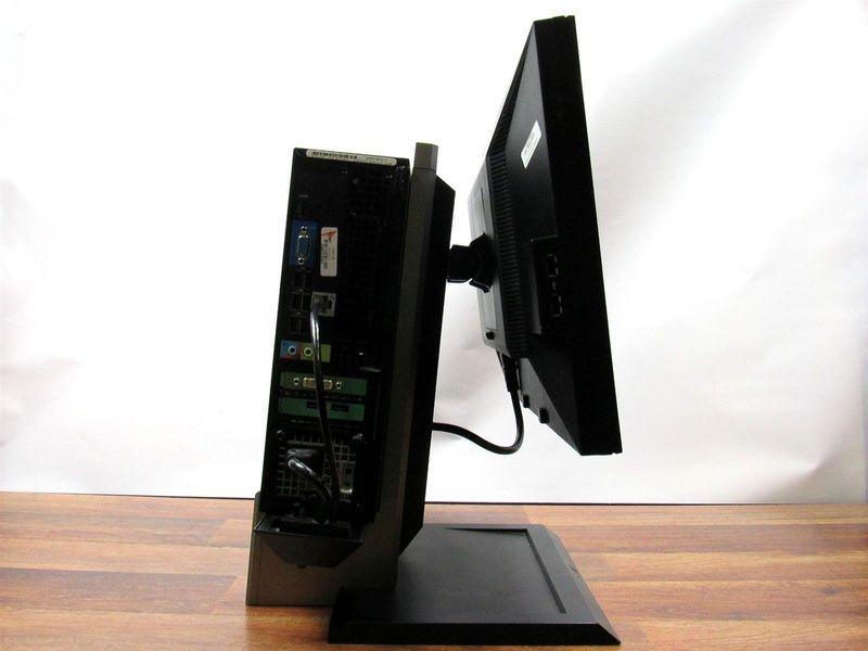 Desktop Computer PC Dell OptiPlex 390 with i3 Processor and 17 inch Dell P1911b Monitor – Bild 3