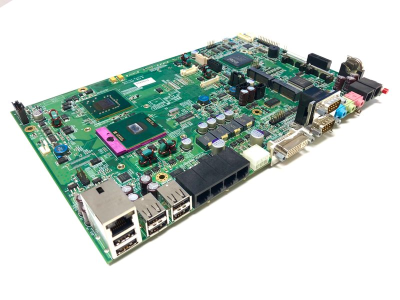 EP10039 REV.D2 US1001259 Radiant Systems Motherboard PC11199 Rev.D – Bild 1