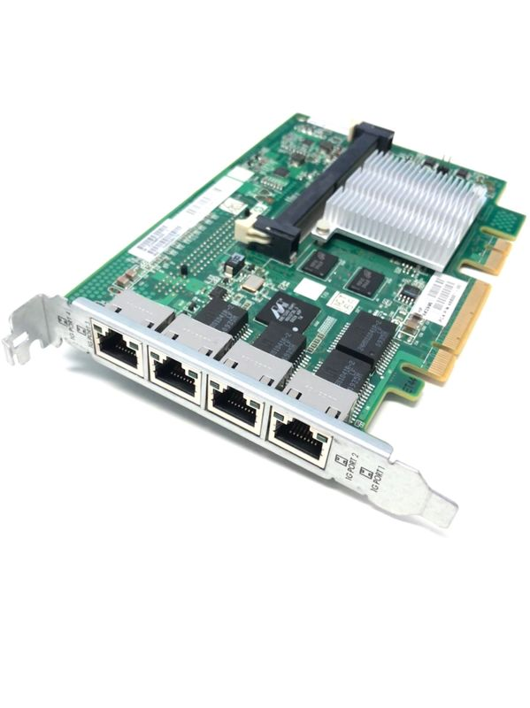 468001-001 HP Netzwerkkarte NC375i QuadPort PCIe Gigabit Server Adapter