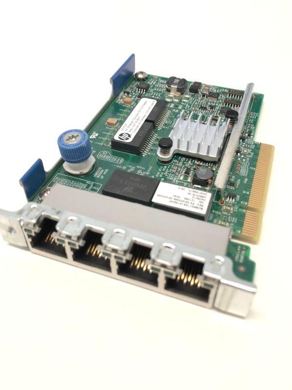 629133-001 Netzwerkkarte Ethernet HP 1Gb 4-port 331FLR 629135-B21, 629133-001, 634025-001 – Bild 2