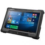 Getac A140 LTE, USB, RS232, BT, Ethernet, WLAN, 4G, GPS, Win. 10 Pro, schwarz