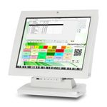 1750158340 Wincor Nixdorf BA83 ir-Touch Display Touchscreen lgy with Powered USB Touch Cable