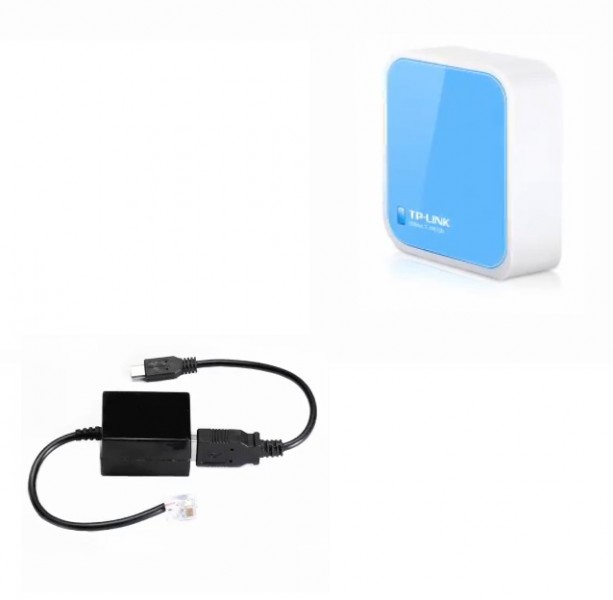 Der Star WiFi Power Pack