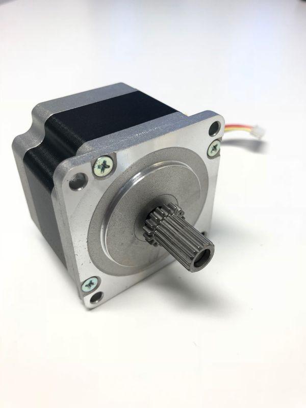 20008M - STP-59D1006 Zebra Kit Stepper Motor With Gear für S4M Etikettendrucker – Bild 2