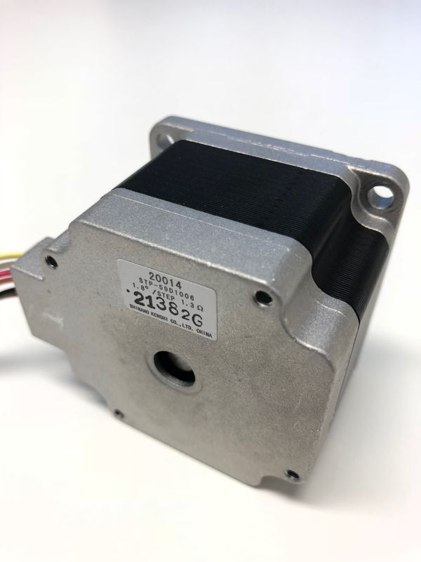 20008M - STP-59D1006 Zebra Kit Stepper Motor With Gear für S4M Etikettendrucker – Bild 3