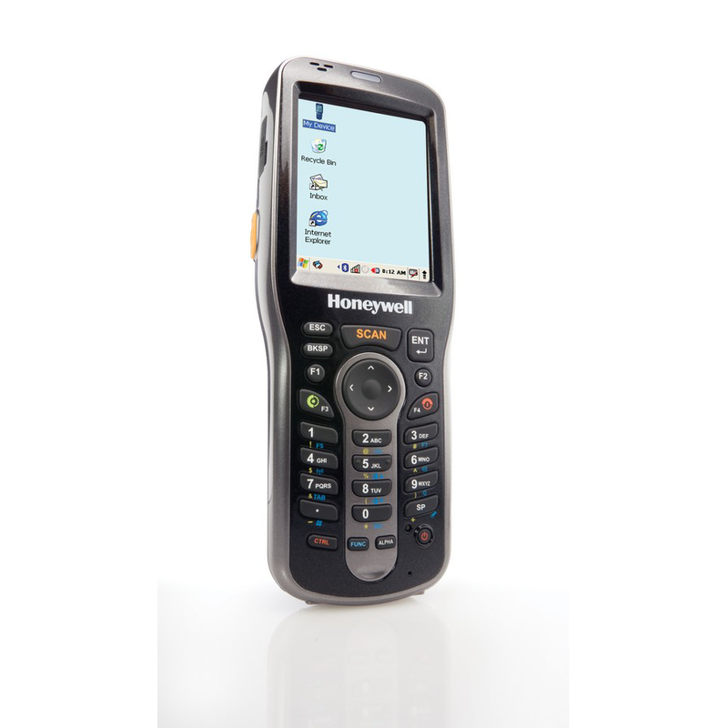 6100EP1111E0H Honeywell Dolphin 6100 Mobile Datenerfassung mit Windows CE Pro 5.0  – Bild 4