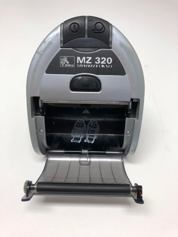 M3E-0UB0E000-02 Zebra MZ320 Mobile Label printer – Bild 2