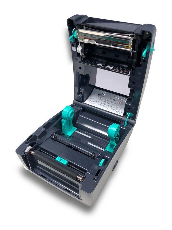 TSC TTP-245C Etikettendrucker TSC TTP RTC, TSPL-EZ, USB, RS232, LPT, Ethernet dunkelblau (navy) – Bild 2