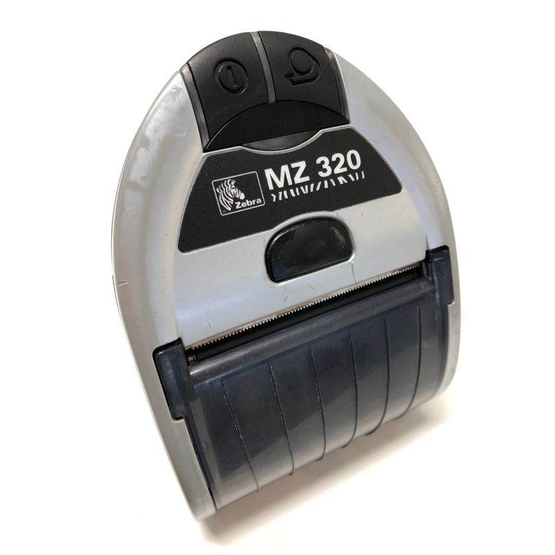M3E-0UB0E000-02 Zebra MZ320 Mobile Label printer – Bild 3