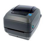 Zebra GX420t rev2, 8 Punkte/mm (203dpi), EPL, ZPL, Multi-IF, Printserver (Ethernet) NOB GX42-102420-000