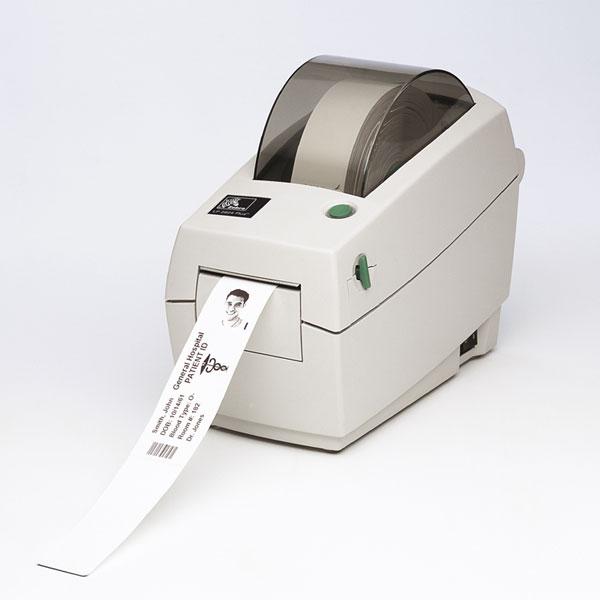 282P-201520-000 Zebra LP 2824 Plus Thermodirekt Etikettendrucker USB + LAN – Bild 1