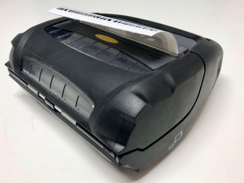 Zebra ZQ500 Series ZQ520 Mobildrucker (203dpi), Display, ZPL, CPCL, USB, BT  ZQ52-AUE000E-00 – Bild 3