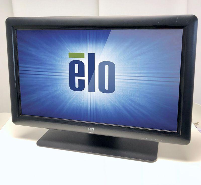 ELO ET2201L Touch Screen 22 Zoll Touchmonitor USB DVI mit ELO Standfuß E107766 – Bild 1