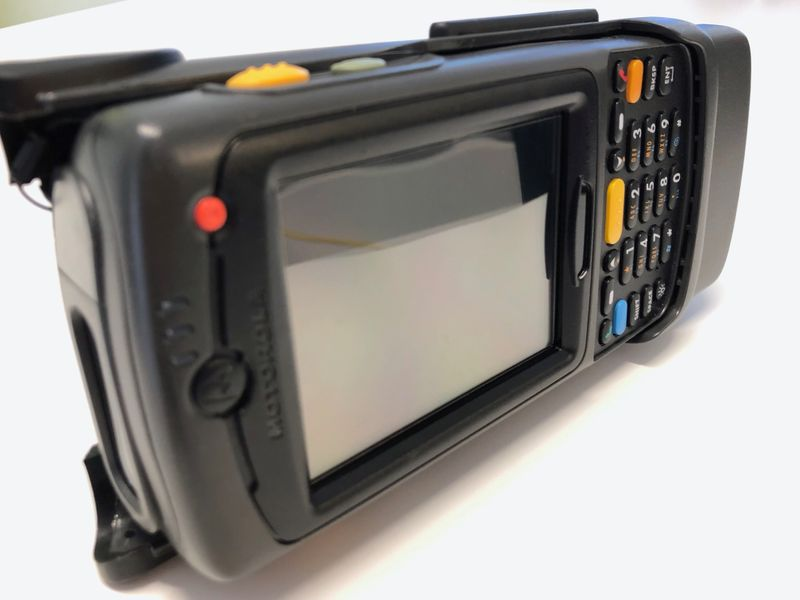 Motorola MC70 MC7090 Mobile Computer MDE with Trigger and Cradle MC75A0-P30SWRQA9WR – Bild 4