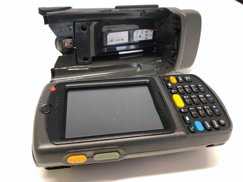 Motorola MC70 MC7090 Mobile Computer MDE with Trigger and Cradle MC75A0-P30SWRQA9WR – Bild 6