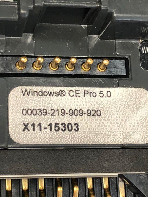 10X MC3090-KK0PPAGA6WR Symbol Zebra MC3090 mit 2D Imager Windows© CE5.0 pro Handheld Computer – Bild 7