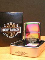 Original Zippo® Harley Davidson Bar & Shield Logo