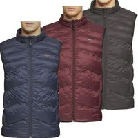 Jack & Jones Tech Saldi Bodywarmer Stepp Weste , Wasserabweisend