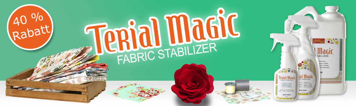 Terial Magic Stoff Stabilisator