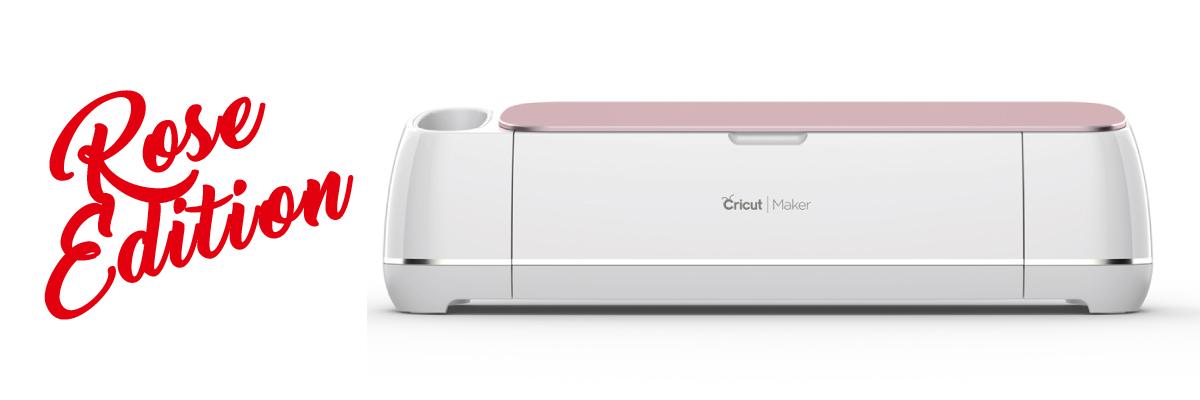 """Cricut Maker Schneideplotter """"Rosé Edition"""""""