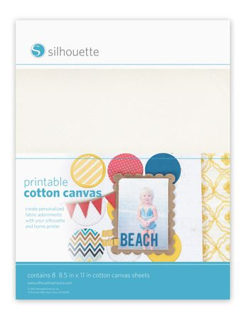 Printable Cotton Canvas – Bild 2