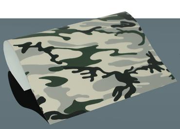 Army Look Bügelfolie A4 – Bild 6