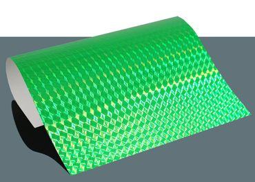 Selbstklebende Mosaic Hologramm Vinylfolie – Bild 4