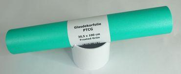 Glasdekorfolie Frosted Optik in 5 Farben 30,5 x 100 cm – Bild 4
