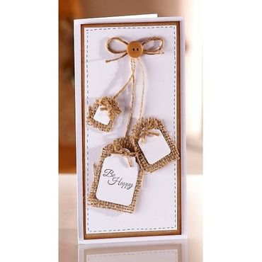 Die'sire Mixed Media - Gift Tags – Bild 2