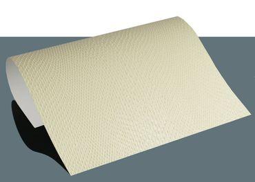 Selbstklebende Vinylfolie Schlangenleder Optik 21 x 29,7 cm – Bild 2