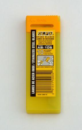 Ersatzklingen für SVR-2 Cuttermesser 10er Pack