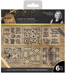Black & Gold - Folien Transfers 001