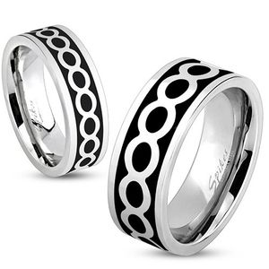 Band Ring Infinity Partnerring