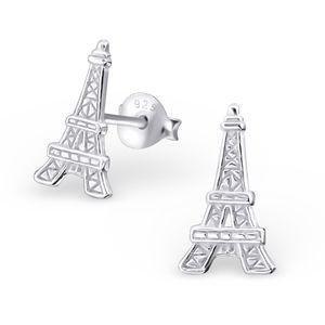 Ohrstecker Eiffelturm Silber Ohrringe