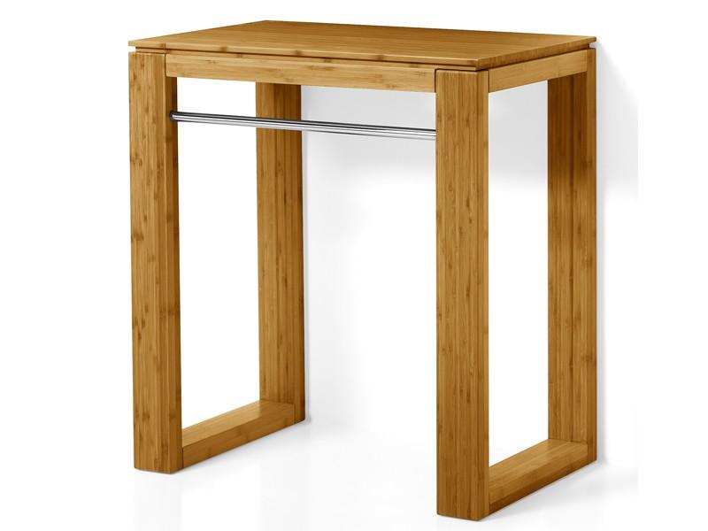 Waschtisch Massivholz natur 70cm Lineabeta für Waschbecken 001