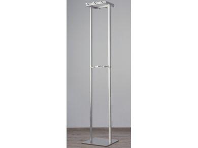 Standgarderobe Garderobenständer modern Metall