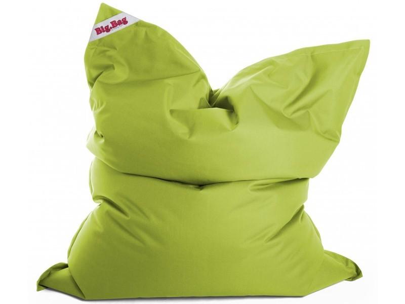 Sitzsack XXL Sitzkissen Bodenkissen grün 130x170 001