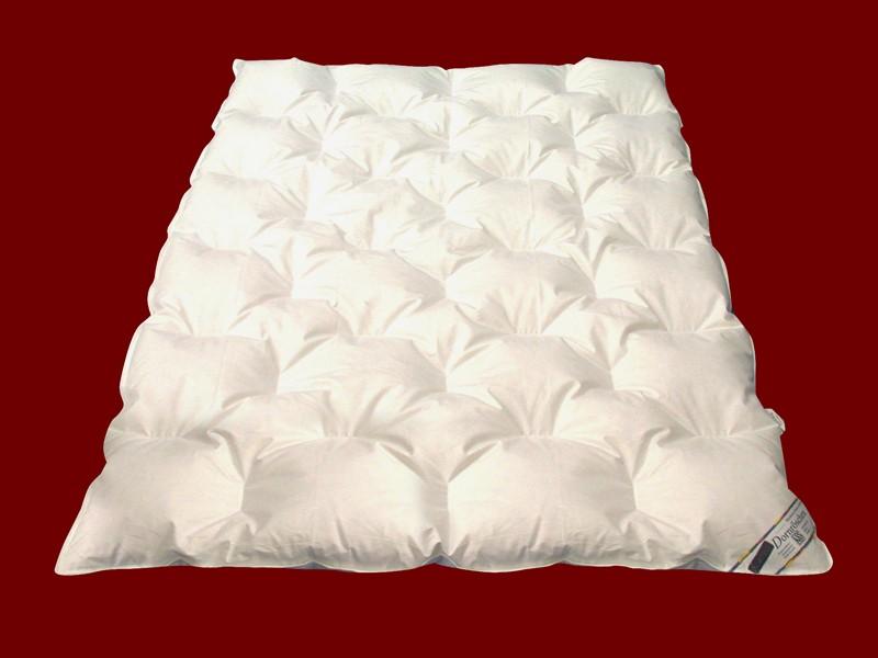 Kinderbettdecke 100x135 Kinder Daunendecke 100% Daune waschbar 60°C 001