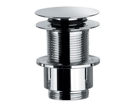 Ablaufgarnitur Druckablaufgarnitur 60 mm für Waschbecken ohne Überlauf 001