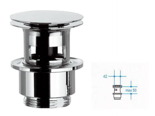Ablaufgarnitur Druckablaufgarnitur 60 mm Busi E Cane 001