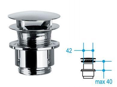 ablaufgarnitur 50mm waschbecken ohne berlauf busi e cane. Black Bedroom Furniture Sets. Home Design Ideas