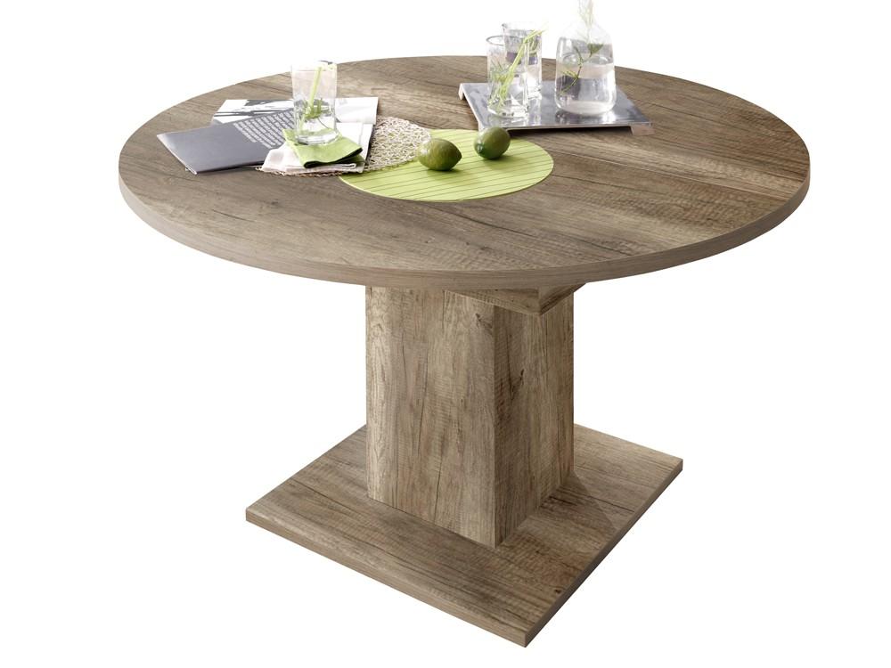 glastisch rund 120 cm excellent rund cm eiche antiquewash with glastisch rund 120 cm cool. Black Bedroom Furniture Sets. Home Design Ideas