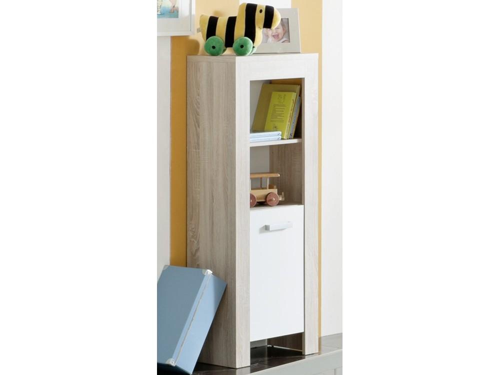 kinderschrank spielzeugschrank wandregal eiche s gerau. Black Bedroom Furniture Sets. Home Design Ideas