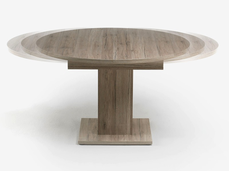 Esstisch Oval Wei Ausziehbar. Best Table L Esstische Amos Design ...