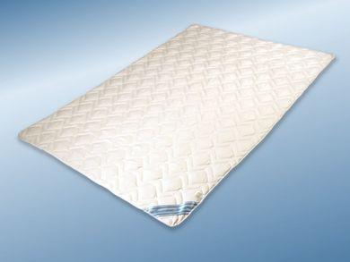 Sommerbettdecke Seidenbettdecke 200x200 Steppdecke Microfaserfeinbatist