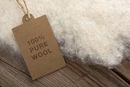 Zirbe Bettdecke 200x200 Bio Bettdecke extra leicht Wolle Steppbett öko